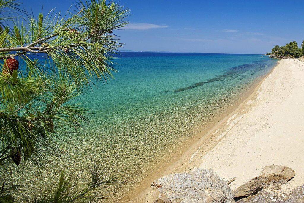 plage-Halkidiki-athenes
